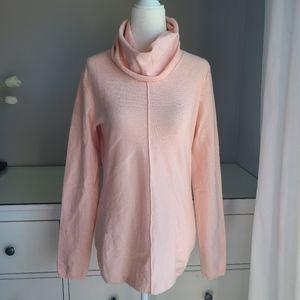 Calvin Klein Pastel Pink Long Knit